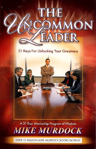 The Uncommon Leader 9781563941542