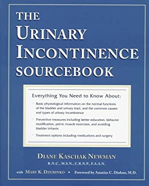 The Urinary Incontinence Sourcebook 9781565656482