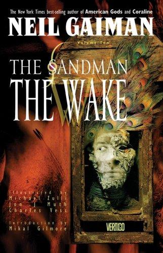 The Wake 9781563892790