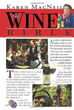 The Wine Bible 9781563054341