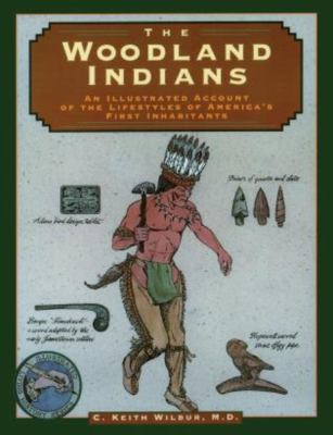 The Woodland Indians 9781564406255