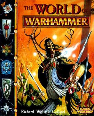The World of Warhammer 9781560251712