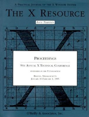 X Resource: Issue 13 9781565921214