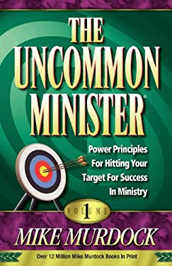 The Uncommon Minister, Volume 1 9781563941009