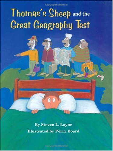 Thomas's Sheep and the Great Geography Test 9781565542747
