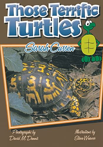Those Terrific Turtles 9781561643646
