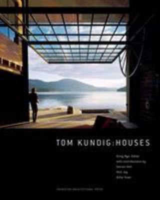 Tom Kundig: Houses 9781568986050