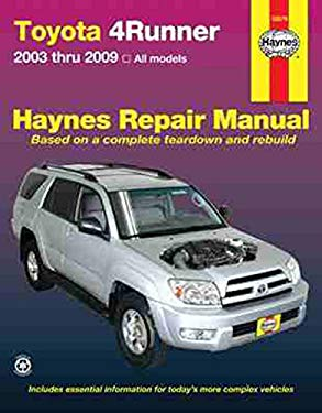 Toyota 4Runner, '03-'09 9781563927584