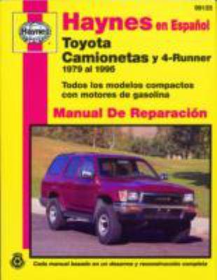 Toyota Camionetas y 4-Runner 1979 Al 1995