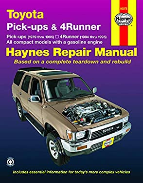 Toyota Pickups and 4-Runner, 1979-1995 9781563921513