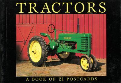 Tractors: Postcard Book
