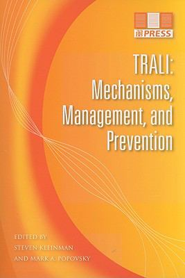 Trali: Mechanisms, Management, and Prevention 9781563952678