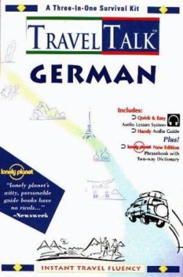 Traveltalk German [With 250+ Page Phrasebook and Two-Way Dictionary] 9781560156390