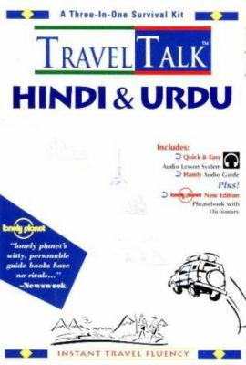 Traveltalk Hindi & Urdu [With 250+ Page Phrasebook & Two-Way Dictionary] 9781560156420