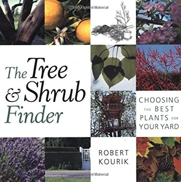 Tree & Shrub Finder 9781561582587