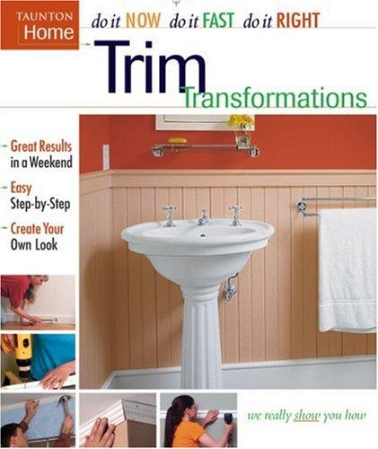 Trim Transformations 9781561586714