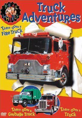 Truck Adventures 9781568329062