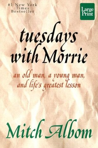 Tuesdays with Morrie PB 9781568959672