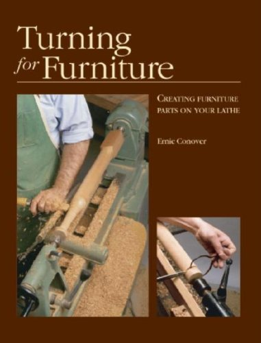 Turning for Furniture 9781561581177