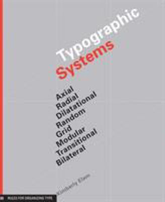 Typographic Systems of Design