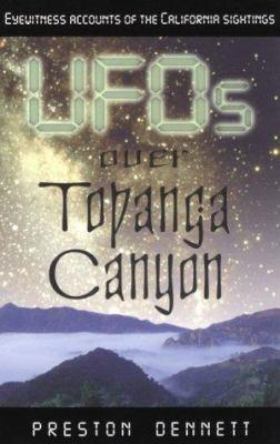 UFOs Over Topanga Canyon 9781567182217