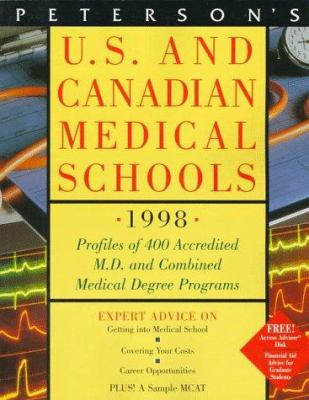 US & Canadian Medical Schools [With Financial Aid Advisor] 9781560798866