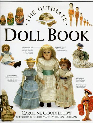 Ultimate Doll Book 9781564582737