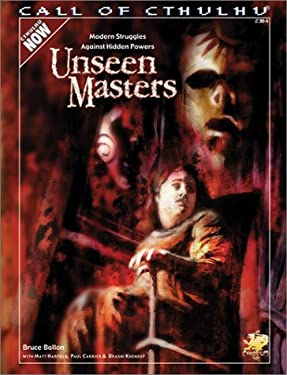 Unseen Masters: Modern Struggles Against Hidden Powers 9781568821207