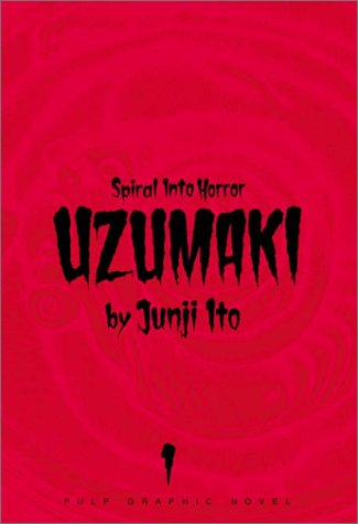 Uzumaki, Volume 1 9781569317143