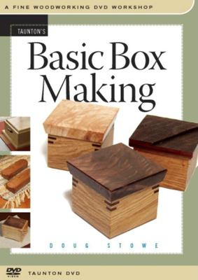 Basic Box Making 9781561588909