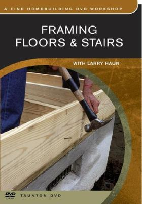 Framing Floors & Stairs 9781561587179
