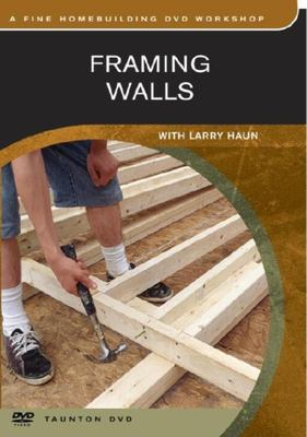 Framing Walls 9781561587186