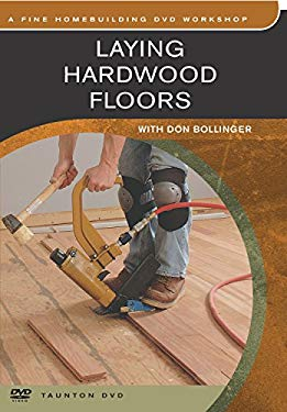Laying Hardwood Floors 9781561587162