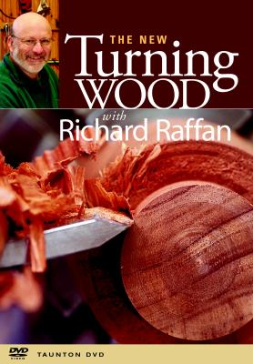 New Turning Wood with Richard Raffan 9781561589579
