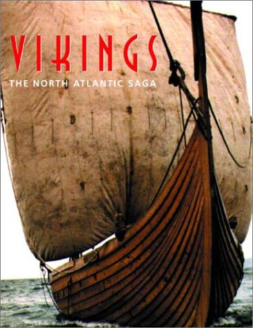 Vikings: The North Atlantic Saga 9781560989950