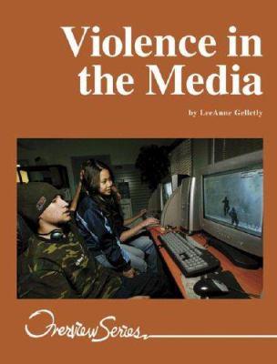 Violence in the Media 9781560065081