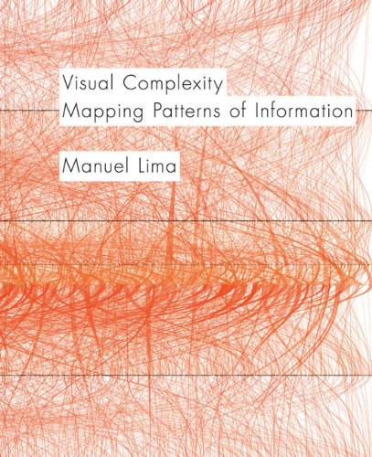 Visual Complexity: Mapping Patterns of Information 9781568989365