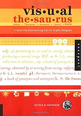 Visual Thesaurus: A Quick-Flip Brainstorming Tool for Graphic Designers 9781564968944