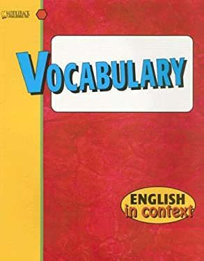 Vocabulary 9781562543563