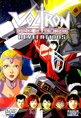 Voltron: Defender of the Universe Revelations