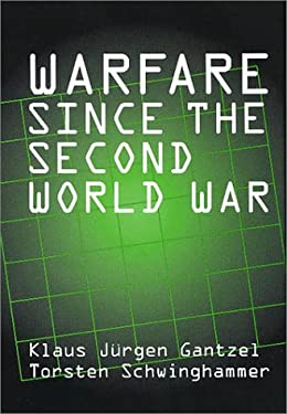 Warfare Since the Second World War 9781560004134