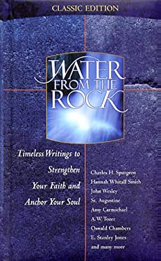 Water from the Rock 9781562923501