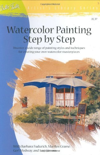 Watercolor Painting Step by Step 9781560106579