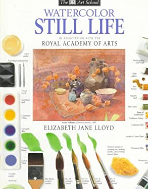 Watercolor Still Life 9781564584908