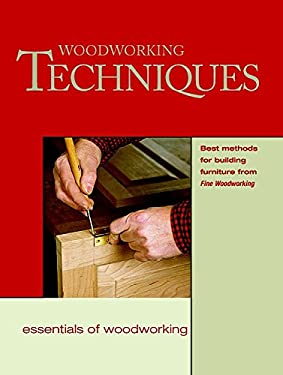 Woodworking Techniques 9781561583454