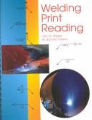 Welding Print Reading 9781566378208