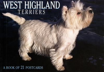 West Highland Terriers Postcard Book 9781563139215