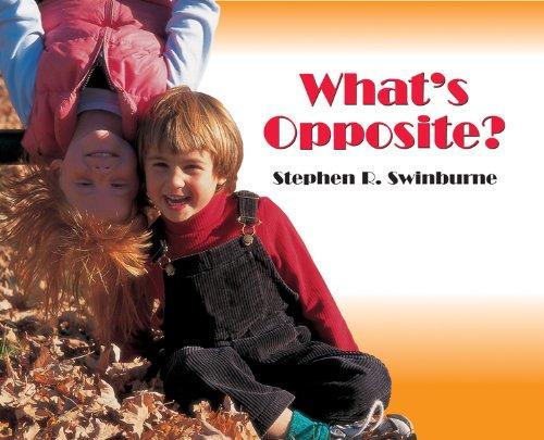 What's Opposite? 9781563979057