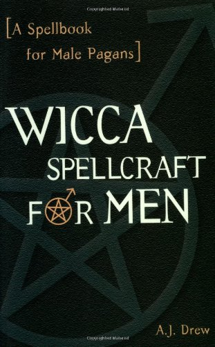 Wicca Spellcraft for Men 9781564144959