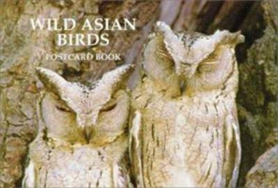 Wild Asian Birds Postcard Book [With 16 Color Postcards] 9781565548374